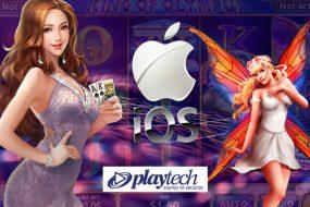Playtech iOS APP